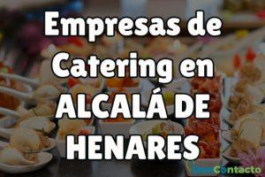 Empresas de Catering en Alcalá de Henares