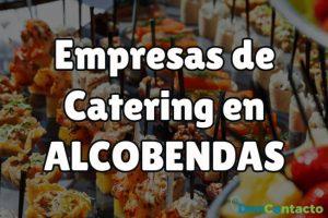 Empresas de Catering en Alcobendas