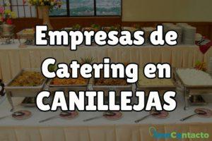 Empresas de Catering en Canillejas