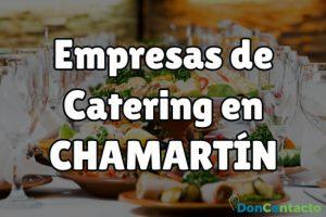 Empresas de Catering en Chamartín