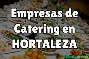 Empresas de Catering en Hortaleza