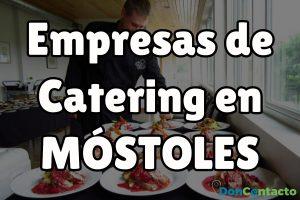 Empresas de Catering en Móstoles