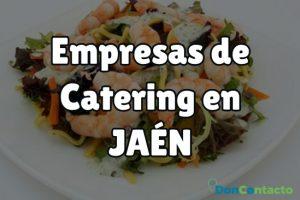 Empresas deCatering en Jaén