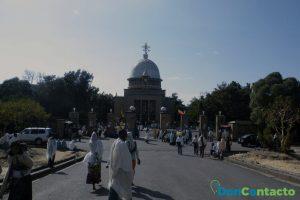 Monasterio de Debre Libanos
