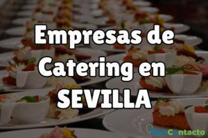 Empresas de Catering en Sevilla