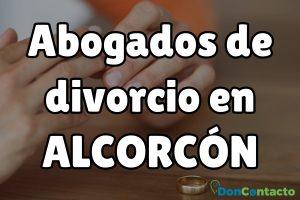 Abogados de divorcios en Alcorcón