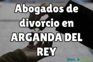 Abogados de divorcios en Arganda del Rey