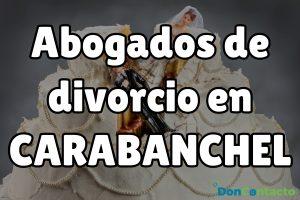 Abogado de divorcios en Carabanchel