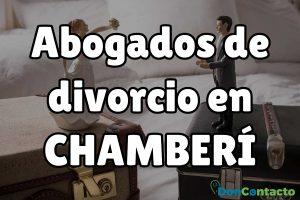 Abogados de divorcios en Chamberí