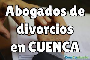 Abogados de divorcios en Cuenca