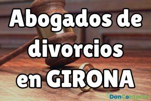 Abogados de divorcios en Girona