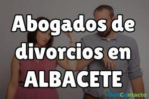 Abogados de divorcios en Albacete