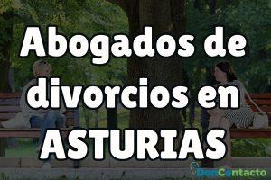 Abogados de divorcios en Asturias