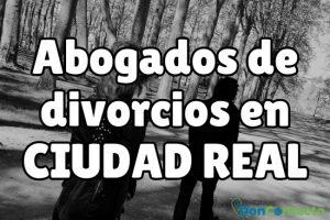 Abogados de divorcios en Ciudad Real