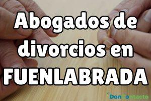 Abogados de divorcios en Fuenlabrada