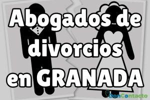 Abogados de divorcios en Granada