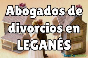 Abogados de divorcios en Leganés