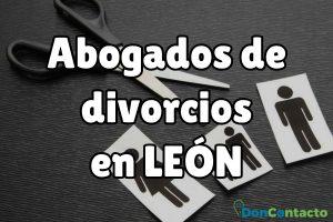 Abogados de divorcios en León