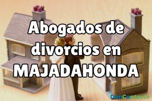 Abogados de divorcios en Majadahonda