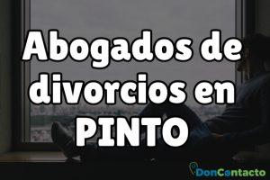 Abogados de divorcios en Pinto