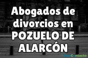 Abogados de divorcios en Pozuelo de Alarcón
