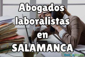 Abogados Laboralistas en Salamanca