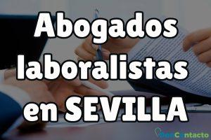 Abogados Laboralistas en Sevilla