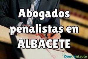 Abogados Penalistas en Albacete