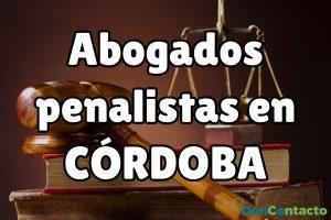 Abogados Penalistas en Córdoba