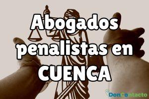 Abogados Penalistas en Cuenca