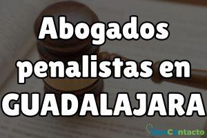 Abogados penalistas en Guadalajara
