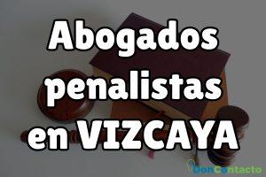 Abogados penalistas en Vizcaya