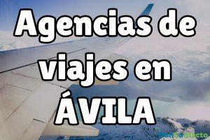 Agencias de Viajes en Ávila