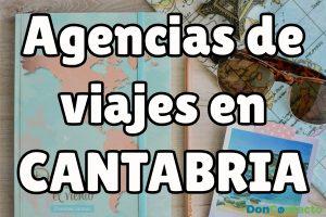 Agencias de Viajes en Cantabria