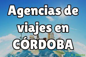 Agencias de Viajes en Córdoba