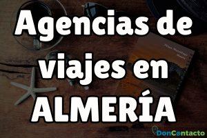 Agencias de Viajes en Almería