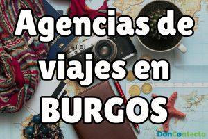 Agencias de Viajes en Burgos