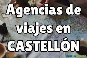 Agencias de Viajes en Castellón