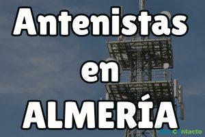 Antenistas en Almería