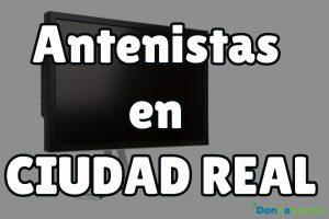 Antenistas en Ciudad Real