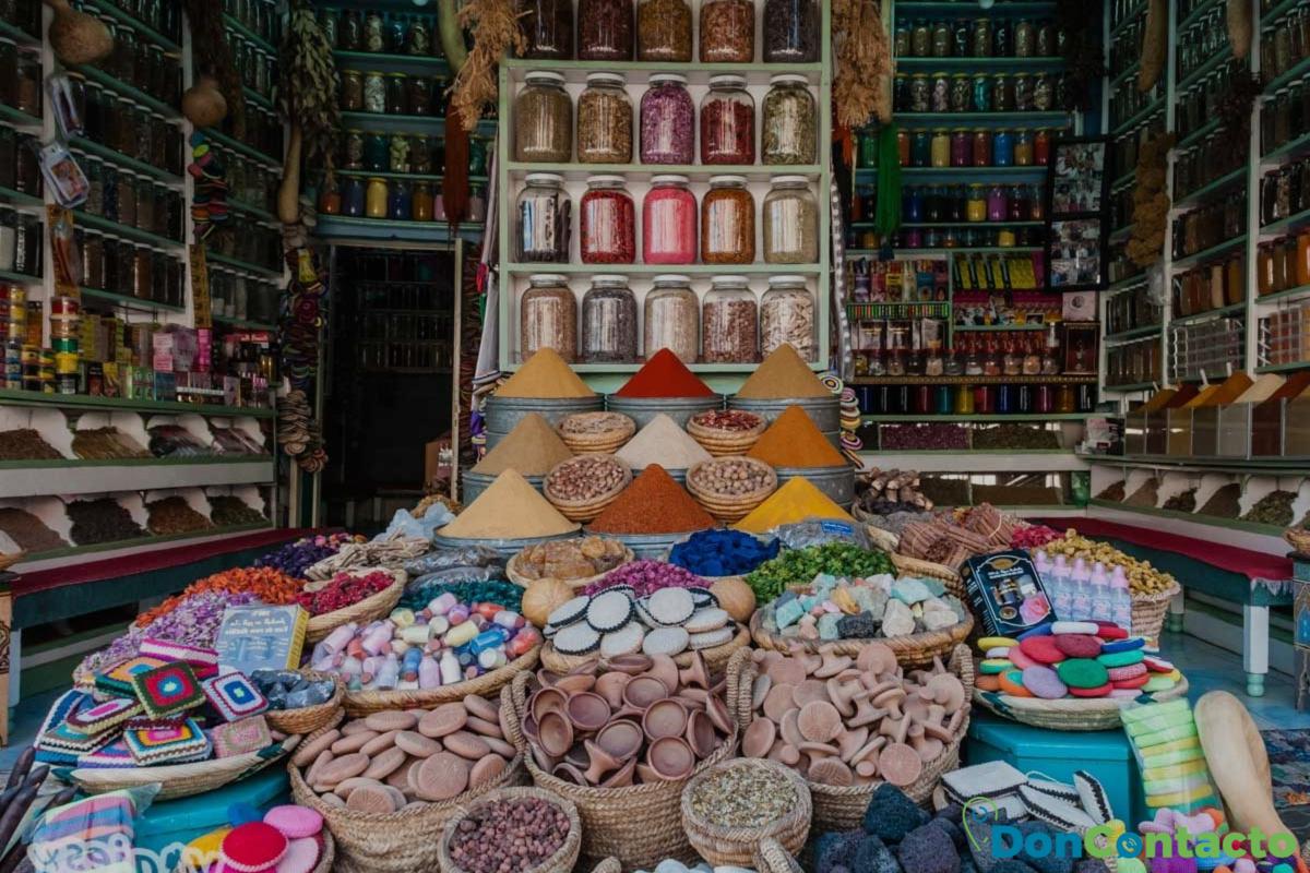 colores Marrakech
