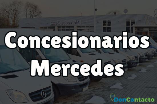 Concesionarios Mercedes