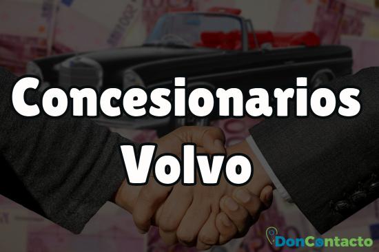 Concesionarios Volvo