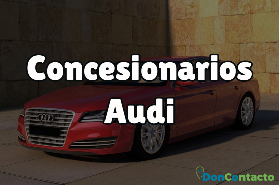 Concesionarios Audi