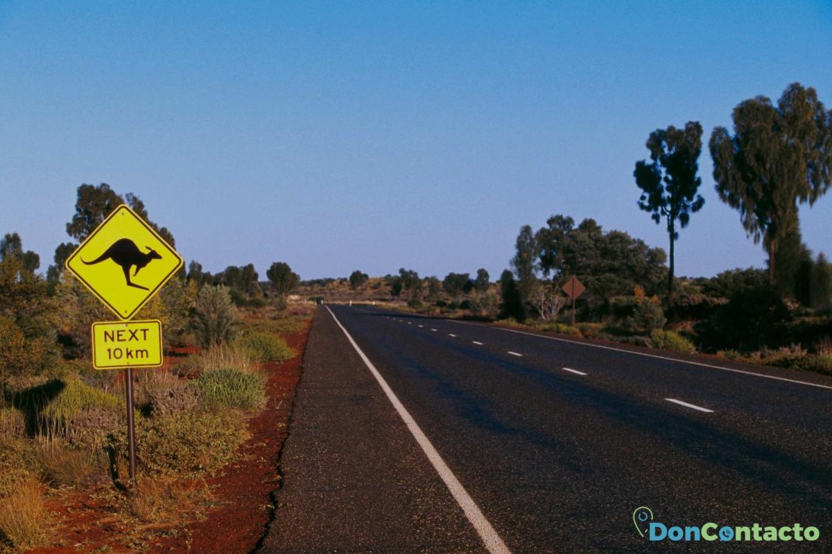 ¿Cómo se conduce en Australia?