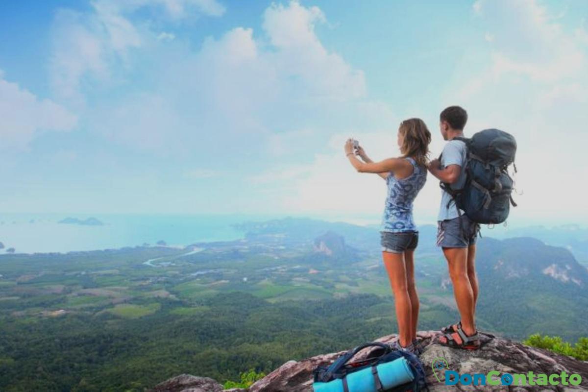 Las agencias de viajes ofrecen excursiones