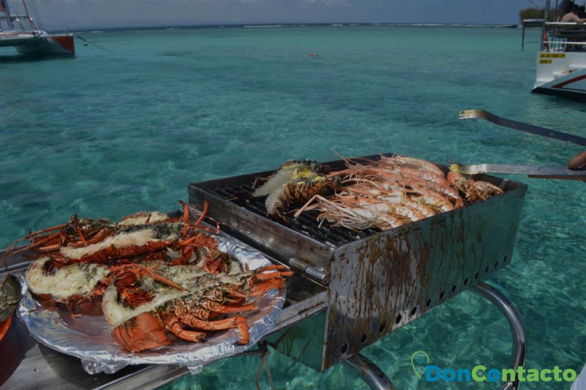 Gastronomía de las islas mauricio