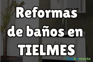Reformas de baños en Tielmes