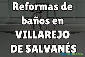 Reformas de baños en Villarejo de Salvanés