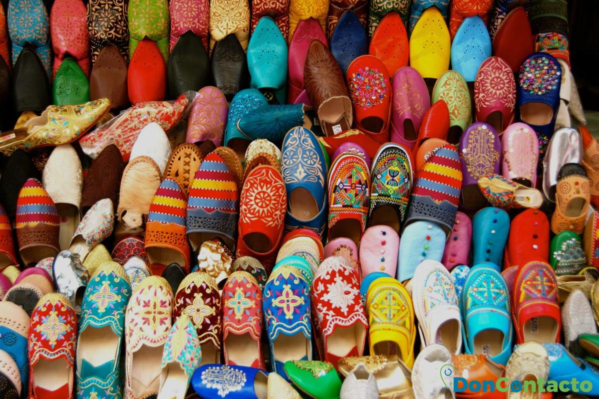 Souvenirs marruecos